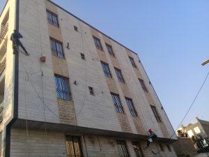 قیمت پیچ ورولپلاک نمای سنگ ساختمان